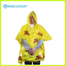 All Over Imprint Carnival PE Disposable Raincoat Rbc-166