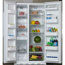 Made in China Home Double door energy saving refrigerator