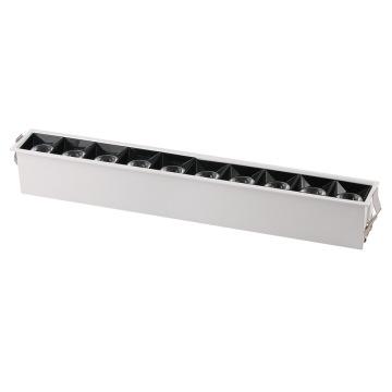 Решетка светодиодная точечная 3Вт 9W 15W 30W