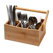 Home Küche Utensilien Besteck Besteck Caddy Halter