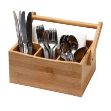 Home Kitchen Utensil Flatware Cutlery Caddy Holder