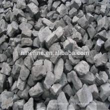 88% min fix carbon niedrigen preis von gießerei coke pulver 90-150mm als kuppelofen kraftstoff