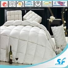100% algodón edredón de cama y edredón para la venta (SFM-15-049)