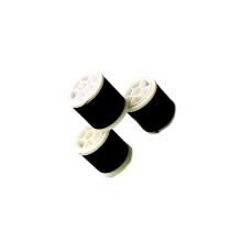 WTN001 noir et couleur nylon fil guide d'emballage de tige de pêche