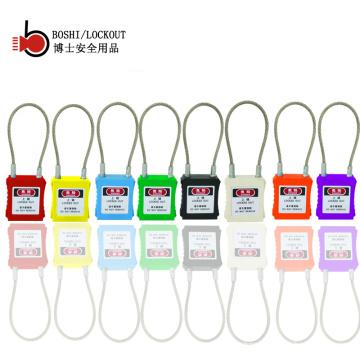 Hersteller-Verkauf Safety Wire Vorhängeschlösser Keyed Alike, Master Lock Vorhängeschloss BD-G41