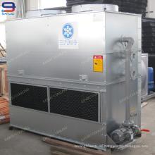 Induktions-Schmelzofen superdyma geschlossener Kreis Wasserkühlturm des abkühlenden Verflüssigers