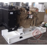 20-1100Kw Silent-type Cummins Generator Set