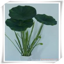 Lotus Leaf Simulation Blumen für die Förderung