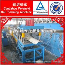 Metall Roof Ridge Cap Roll Formmaschine