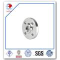 Acero al carbono forjado ANSI Roscado ANSI Bridas A105 Bridas