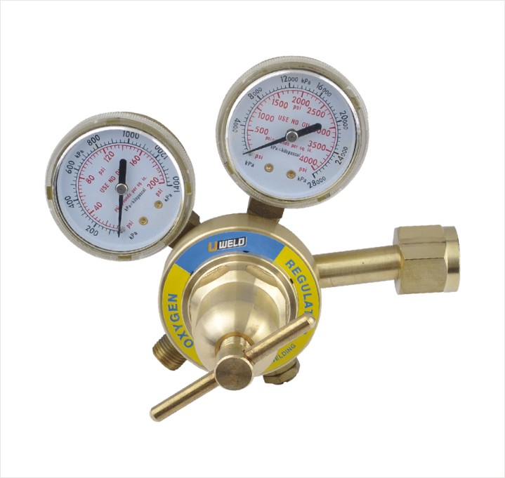 Pressure Regulator Vic Type Light duty regulator