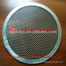 Low carbon steel black wire mesh/cloth filter