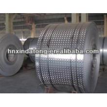 Placa de rodadura de aluminio 3003