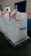 New design big bag/jumbo bag for sugar food grade