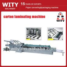 Machine de laminage de carton
