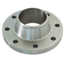 weld neck forged carbon steel flange