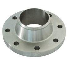 weld neck forged carbon steel flange