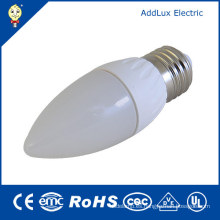 E14 E27 bombilla al por mayor barata de la vela LED de SMD