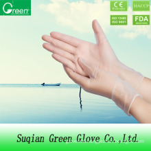 Clear Cheap Vinyl Gloves Factory