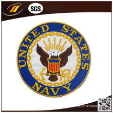 Custom China Made Embroidery Clothing Patch (HJ04139)