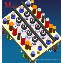 alle größen Verschiedene Kunststoffzahnradform / Kunststoffzahnrad Kleinteile