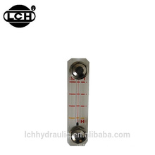 hydraulic system of portable and industrial temperature gauges