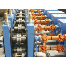 Línea de máquina de fabricación de tubos de soldadura de alta frecuencia