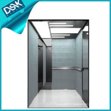 Passenger Elevator with Mirror Etched Stainless Steel