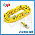 UL US Outdoor Extension Cord
