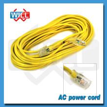 UL US cable de extensión exterior