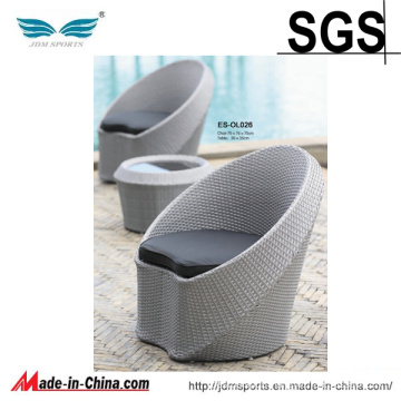 Fashion Design Garden Furniture 2PCS Table and Chair (ES-OL026)