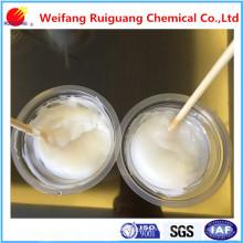 Espesante sintético para impresión reactiva