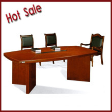China manufacturer new style conference wooden /paper/ veneer table chatting table