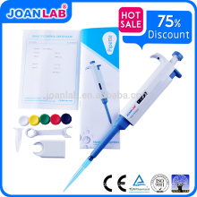 JOAN Lab Single Channel Autoclavable Variable Volume Micro Pipette