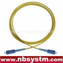 Câble fibre optique, SC-PC Single Mode, Simplex (type 9/125)