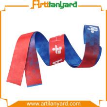 Fashion Cheap Medal Strap with Printing Logo