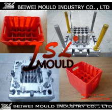 Customized Injection Plastic 20 Flasche Bier Crate Mould