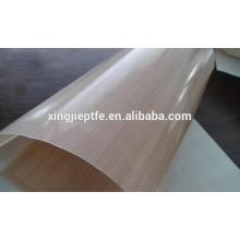 Tissu / tissu en fibre de verre revêtu de PTFE / Teflon