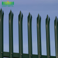Hot sales supply steel palisade pales fence