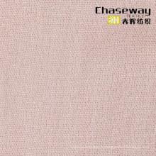 Rayon Viscose Nylon Linen Look Plain Dyed Apparel Tissu bon marché