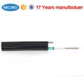 GYXTC8S Рисунок 8 тип 4 сердечника воздушный волоконно-оптический кабель из Китая производитель