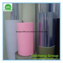 Clear/Colored Pet Rigid Film for Vacuum and Thermoforming Packing