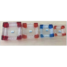 Glas Aschenbecher mit gutem Preis Kb-Hn07681