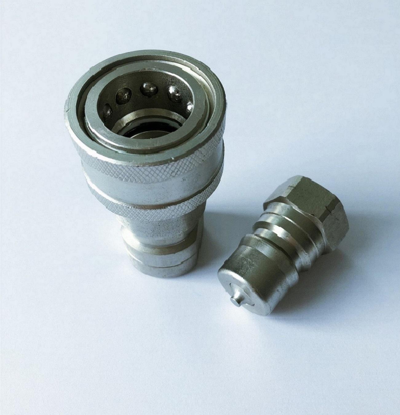 hydraulic coupling-ISO7241-1B