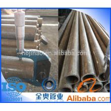 Tubo de aço redondo / quadrado e retangular sem costura