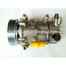 Auto compresor de aire acondicionado para 6V12 Peugeot C2