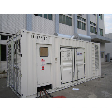 1250 kVA Silent CUMMINS Diesel-Stromaggregat