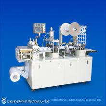 (KN-350) Tapa plástica de la taza de papel que forma / que hace la máquina