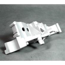 CNC de mecanizado de aluminio de fundición de inversión