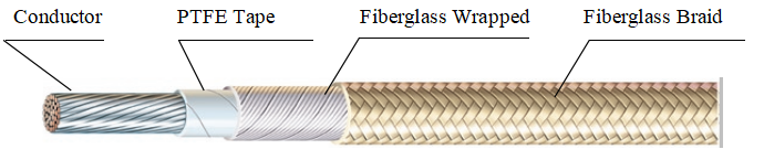 PTFE Tape Insulated Wire
